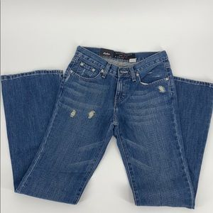 Mission Blues Flare Jeans Size 1 Length 32 NWT